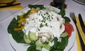 salat des Hauses